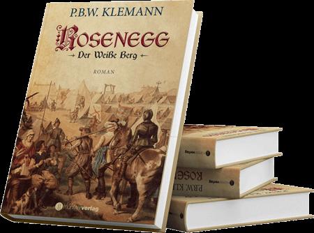 Rosenegg - Der weiße Berg | Cover